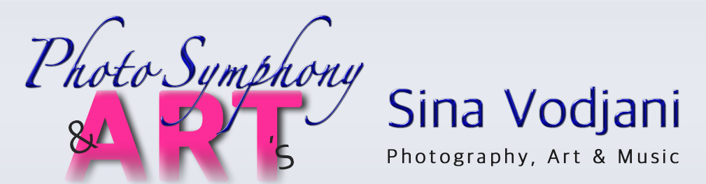 Sina Vodjani - | Photography, Art & Music  |